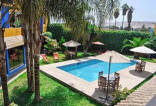 ¡Disfrútalo! Hacienda Casa Grande Cañete 1 ó 2 Noches