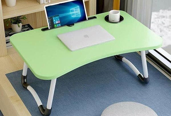 Mesa plegable portátil para Laptop y Tablet en Colores