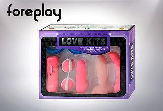 Kit Para Parejas - Love Kits - Foreplay ¡Rompe la rutina!