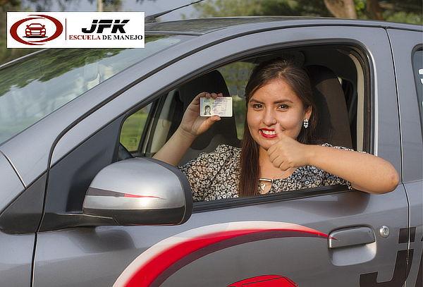 ¡A Conducir! Clases de Manejo - JFK Escuela