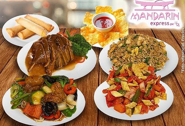 Banquetes Familiares en Restaurant Mandarin