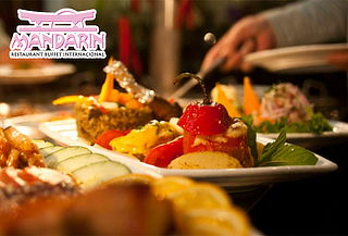 ¡COME CUANTO PUEDAS! en Restaurant Internacional Mandarín