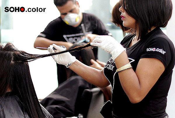 ¡Soho Color! Alisado Marroquí ó Botox de Oro + Corte