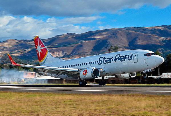 ¡RUTAS NACIONALES! Boleto Aéreo Ida o Vuelta ¡Star Perú!