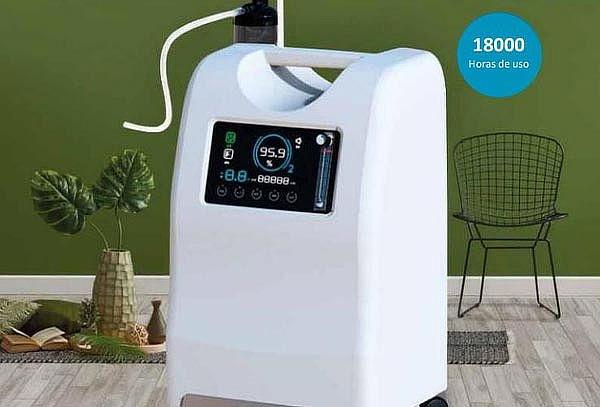 ¡PRE-VENTA! Concentrador de Oxígeno OLIVE de 10 Litros