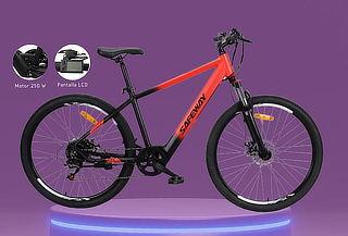 ¡Cambia tu Energía! Bicicleta Eléctrica + Delivery