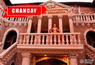 Castillo de Chancay + Eco Truly Park + Aucallama y Más