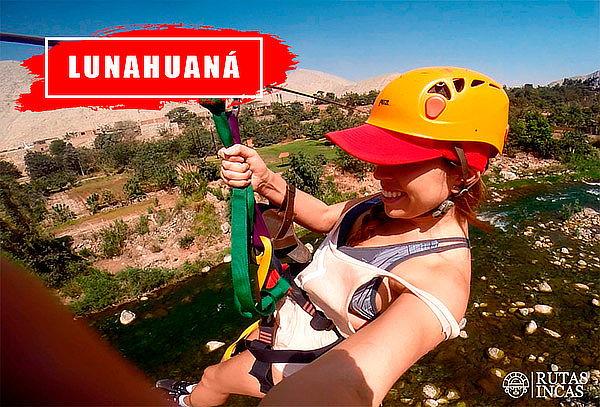 Lunahuaná + Cerro Azul + Ruinas de Incahuasi y Más