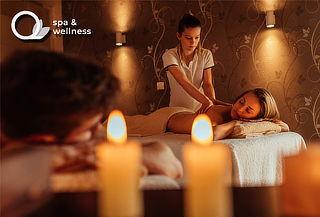 ¡Mamá Feliz! Spa para 02 + Sauna a Vapor ó Hidromasaje Q Spa Wellness