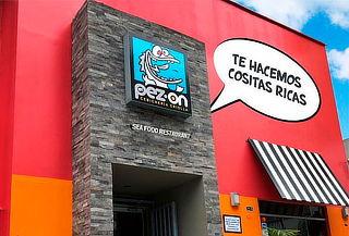 ¡EL PEZ ON! Entrada + 2 Platos de Fondo + 2 Bebidas