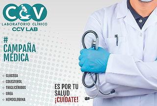 Campaña Medica Completa - CCV LABORATORIO CLINICO