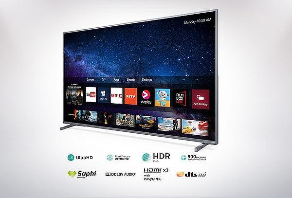 ¡Imágenes de Alta Calidad! Smart TV 70