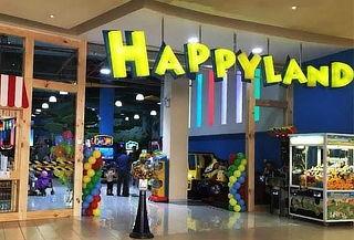 ¡La Diversión Nunca Termina! en Happyland