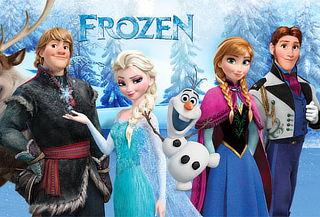 """Teatro para Niños """"Frozen La Princesa del Hielo"""" -Jazz Zone"""
