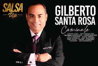 Entrada Platinium para La Salsa VIP con Gilberto Santa Rosa
