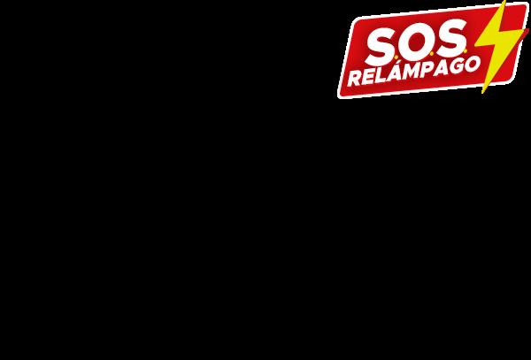 SOS RELÁMPAGO