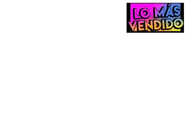 LO MÁS VENDIDO