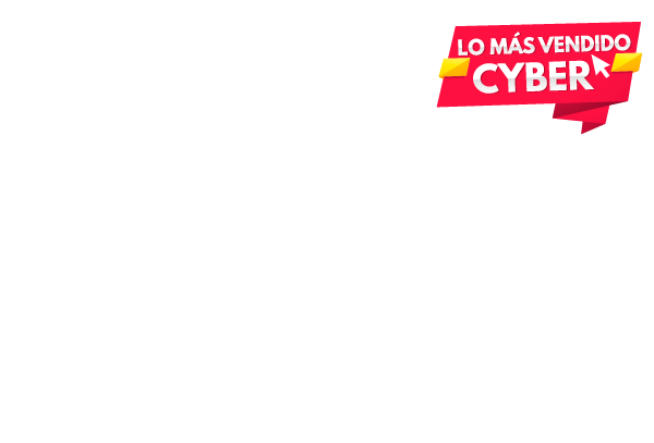 LO MAS VENDIDO CYBER