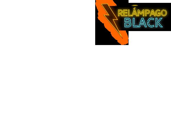 RELÁMPAGO BLACK