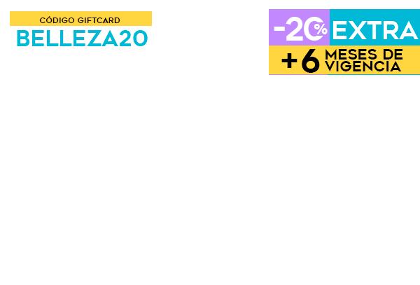 BELLEZA -20%