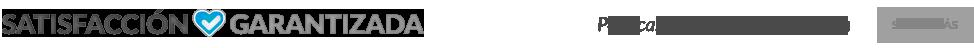 Satisfacción Garantizada - Políticas de cambio y devolución